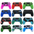 PS4 Camouflage Silicone Controller Case Skin Cover For PlayStation 4 /Slim/ Pro