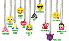 Emoji Jewelry Set - 1 Earring Pair & 1 Necklace of your choice!