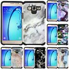Marble Design Hybrid Case Phone Cover for Samsung Galaxy On 5 (G550) Galaxy On5