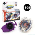 Hot Beyblade 3053 mit Launcher Original Box Metall Fusion 4D Kreisel HY18