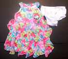 Samantha Says Infant/Toddler Girls Dress with Bloomers Sizes 12M 18M 24M NWT