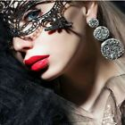 Yeduo Black Sexy Lady Lace Mask for Masquerade Halloween Party Fancy Costume