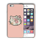 Animation Hello Kitty Iphone 4 4s 5 5s 5c Se 6 6s 7 8 X + Plus Case Cover 01