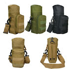 Outdoor Airsoft Molle Tactical Molle Zipper Water Bottle Bag