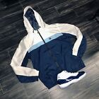 Jacket to match Jordan Navy Retro 11 Win Like 82 Sneakers. E Track Jacket-Navy