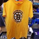 NHL Boston Bruins Hockey Club Men's Crew Neck T-Shirt nwt $9.00 USD on eBay