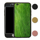 Nature Grass 360° Shockproof Case & Tempered Glass Cover For iPhone - T2751