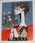 "Vintage Picasso Print Cubist * * * * 9"" x 11"" * * * * SEE VARIETY"