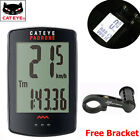 CATEYE Bike Computer Wireless Largest Display Cycling backlight Speedometer New