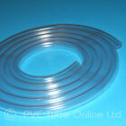 12mm I.D. Thick Wall Clear Plastic Hose PVC Tube – Hobby Grade – Flexible Pipe
