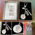 The Walking Dead Inspired Key Charm Gift Boxed Lucille Bat Eeny Meeny Miny Moe