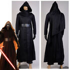 Star Wars VII The Force Awakens Ben Solo Kylo Ren Uniform Costume Cosplay Outfit $165.0 USD