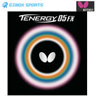 █EZBOX SPORTS█ Butterfly Table Tennis Rubber Tenergy 05 FX (black/red) 2.1mm