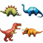 Mixed Northstar Dinosaurs Supershape Foil Balloons