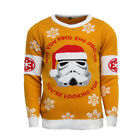 Official Star Wars Stormtrooper Christmas Jumper / Ugly Sweater £34.99 GBP