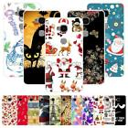 For Huawei Honor 5X Play GR5 Mate 7 Mini Christmas Hard Case Cover 2018 New Year