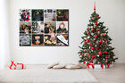 CHRISTMAS GIFT OWN PHOTO COLLAGE CANVAS. 70 COLLAGE TEMPLATES. UP TO 47 PHOTOS
