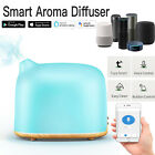 iMeshbean LED Aroma Diffuser Ultrasonic Humidifier Essential Oil Air Purifier US