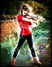"""Lindsey Stirling """"Rock Star, Movie Star """" Personalized T-shirts"""