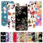 For Sony Xperia C S39H C2305 Christmas Hard PC Case Cover 2018 New Year Stocking