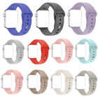 Colourful New Soft Silicone Replacement Wrist Bracelet Strap Sport For123 Series
