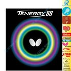 █EZBOX SPORTS█ Butterfly Table Tennis Rubber Tenergy 80 (Black/Red) 2.1mm