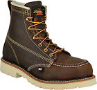 "Thorogood 814-4375 6"" Weinbrenner Union-Made in USA Moc Toe Non Slip Work Boots"