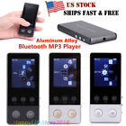 Bluetooth MP3 MP4 Player Portable Multifunction Lossless Sound Music Up to 64GB