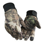 Anti-Slip Mens Fishing Gloves Screen Touch Hunting Outdoor Sporting Camping