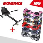 Patinete Eléctrico Hoverboard Pack Skate MR6 & RaceKart (Elige Color)