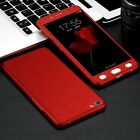 iPaky 360° Full Protection Front & Back Case Cover For Xiaomi Mi Redmi Note 4