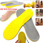 Pair of Memory Foam Unisex Orthopaedic Shoe Insoles Pads Trainer Foot Feet Heel <br/> Size: Small,Medium &amp; Large. Free&amp;Fast Sameday Dispatch