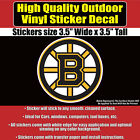 Boston Bruins -NHL Hockey Vinyl sticker decal $7.0 USD on eBay