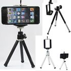 Tripod Stand Holder for Smart Phone iPhone 4 4s 5 5s Samsung Galaxy S4 5 Camera