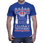 Dilly Dilly The Pit Of Misery - Bud Beer Medievel Royalty Ugly Mens T-Shirt