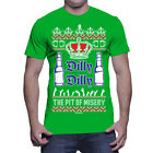 Dilly Dilly The Pit Of Misery - Bud Beer Medievel Royalty Ugly Mens T-Shirt фото