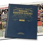 Personalised Crystal Palace Newspaper Football Book Fan Memorabilia Gift