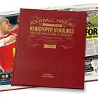 Personalised Nottingham Forest Newspaper Football Book Fan Memorabilia Gift