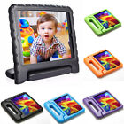 Kids Childrens Shockproof Foam Handle Stand Case Cover For Ipad 2,3,4 Mini