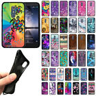 For ZTE Zmax Pro Carry Z981 Flexible TPU Black Silicone Soft Gel Skin Cover Case