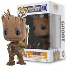 Guardians of The Galaxy Baby Groot Figure Flowerpot Pen Pot Toy Party Gifts -CA