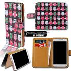 For Apple iPhone 3456/Itouch 3456 -Leather Wallet Stand Magnetic Flip Case Cover