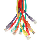 1m 2m 3m 5m 10m 30m Cat5e RJ45 Internet Ethernet Network Cable LAN SKY Lead Lot