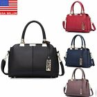 Women Ladies Leather Handbag Shoulder Bag Messenger Hobo Tote Bag Purse Satchel