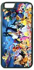 Disney Princess All Characters Phone Case Cover For iPhone 8 7 Samsung S7 LG etc