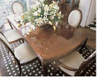 Thomasville Furniture Bogart Bel Air Mahogany Dining Table NO LEAVES