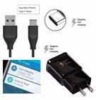 OEM Fast Adaptive Charging Wall Charger Type C Cable for Samsung S8 S9 Note 8 9