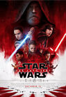 Star Wars The Last Jedi Hi- Res Movie Poster $19.2 USD on eBay