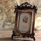 Vintage Picture Frame Photo Display 4'' x 6'' Antique Style Home Decor Gift