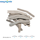 144pcs/pack EASYINSMILE Dental Stainless Steel Tofflemire Matrix Bands .0015